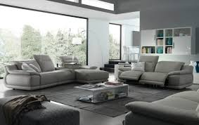 Living Room With Sectional Sofa Indianapolis Sectional Sofa With Recliners Chateau Dax Neo