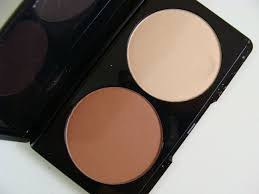 highlight middle mufe sculpting kit 1 bronzer make up for ever pro sculpting palette review shade contour