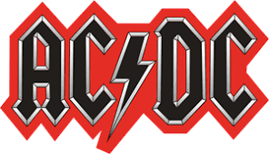 AC/DC Logo Vector (.CDR) Free Download