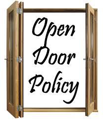 Open Door Policy QIUUING