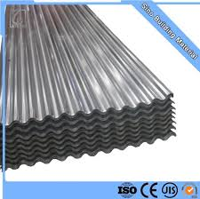 corrugated galvalume roofing sheet for building material