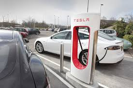 spots in where you can charge your tesla revealed tesla spokesman heath walker said while 90 95 per cent of charging is usually done