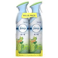 Febreze 2-Pack Gain Air Freshener Sprays