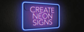 Custom Neon Sign Generator 856472