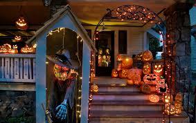 halloween outdoor lighting. Pumpkin Takeover Halloween Outdoor Lighting