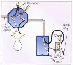 wiring a 2 way switch Light Switch Wiring Schematic Light Switch Wiring Schematic #6 light switch wiring diagram france
