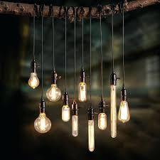 vintage bulb pendant lamp chandeliers ceiling single lighting for dining room bedroom lights full size
