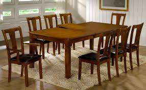 dining room table round seats