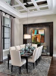 Dining Room Inspiration Model