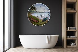 kitchen splashbacks and glass wall art