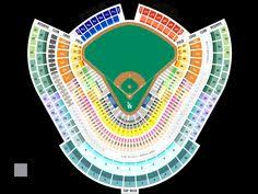 Dodger Stadium Seating Chart With Rows 15 Best Dodger Stadium Images Dodger Stadium Dodgers Los