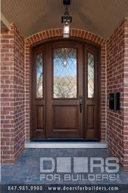 Decorating wood front entry doors with sidelights images : Best 25+ Wood entry doors ideas on Pinterest | Entry doors ...