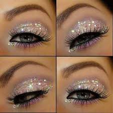 a pletely sparkled lid but you d rather a lighter look that s a little less intense around the crease area then check out this tutorial using white