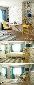 murphy bed ikea desk. Modren Murphy IKEA Hack  The Murphy BedDesk For Bed Ikea Desk R