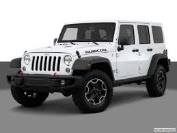 jeep rubicon 4 door white. 2017 jeep wrangler unlimited 4door rubicon hard rock sport utility front angle medium view 4 door white w