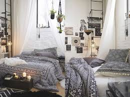 catchy urban outfitters bedroom with neutral and minimalist furniture