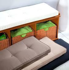 Ikea Kallax Custom Cushion Playroom Indoor Bench Seat Indoor Bench