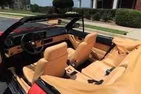 1987 Ferrari Mondial Pictures Cargurus