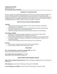 resume samples for teachers with experience science teacher resume sample  example job description teaching class lesson .