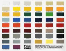Poly Tone Non White Colors Quart Faa Approved