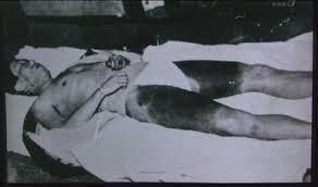 「小林多喜二の拷問」の画像検索結果