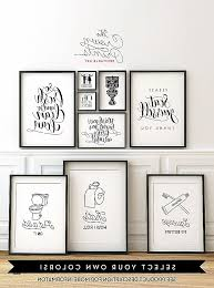2018 printable bathroom wall art from the crown prints etsy lots inside framed wall on wall art sayings for nursery with wall decals nursery wall decals etsy lovely 15 best framed wall