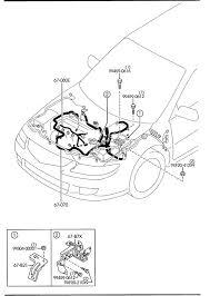 mazda 6 wiring harness mazda image wiring diagram mazda wiring harness mazda wiring diagrams cars