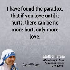 Catholic Quotes On Love Interesting Mother Teresa Love Quotes QuoteHD