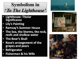 symbolism in virginia woolf s to the lighthouse   6 symbolism in to the lighthouse