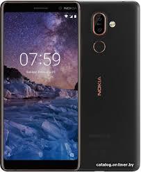 Nokia 7 plus (черный) смартфон купить в Минске