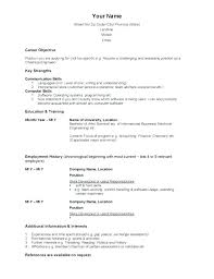 Resume Canadian Format Resume Format Resume Template Sample Resume ...