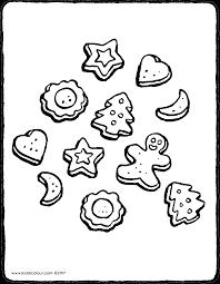 Koekjes Voor Kerst Kiddicolour