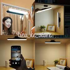 Đèn led dán tường cảm ứng, sạc tích điện, có thể sáng liên tục khoảng 8h,  phù hợp đọc sách, livestream,... tốt giá rẻ