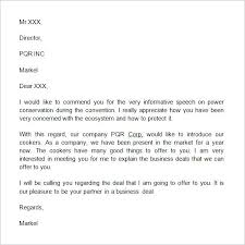 Grant Proposal Cover Letter Templates Business Acceptance Sample ...