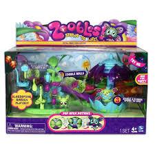 Zoobles  EBayZoobles Treehouse Playset