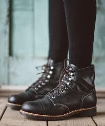 Womens Iron Ranger Short Boot In Dark Brown Leather 3365