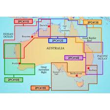 Garmin On The Water Gps Cartography Bluechart G2 Australia