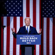 Big Tech Makes Inroads With the Biden Campaign - The New York Times