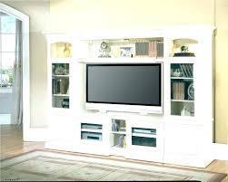white entertainment center wall unit modern white entertainment center incredible cabinets white sliding barn door eliza