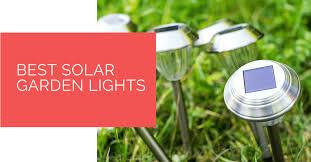 best solar garden lights for 2021