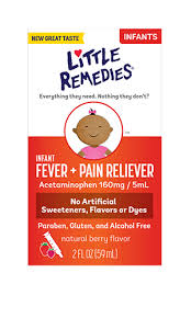 Tylenol Cold And Flu Severe Dosage Chart Little Remedies Infant Fever Pain Reliever Little Remedies
