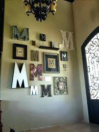 metal letters for wall large to hang on letter decor and also big vintage meta