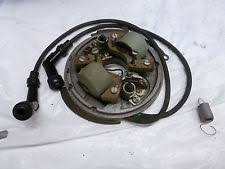 johnson 15 hp used boat motor 1954 evinrude 15hp 15013 magneto ignition assembly outboard boat motor johnson