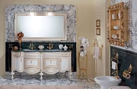 Luxus Badmöbel Set Mit Doppelwaschbecken Versailles
