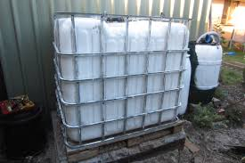ibc water collection now ready ibc tank a4