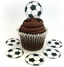 Soccer Ball Icing Decorations Amazon Soccer Ball Icing Decorations 100ct Toys Games 27