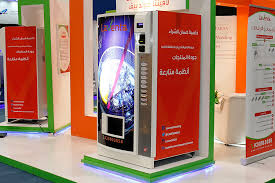Vending Machine Expo Classy Welcome To The Saudi International Hotel Expo 48