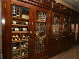 wine room furniture. Custom-Built Wine Cabinets For Any Space Room Furniture T