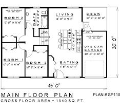 6 bedroom sidesplit house plan sp110 2101 sq feet house plan best of level side split