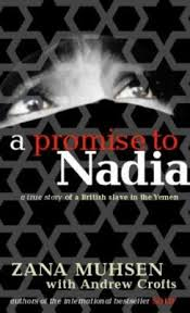 m market paperback a promise to nadia a true story of a british slave in